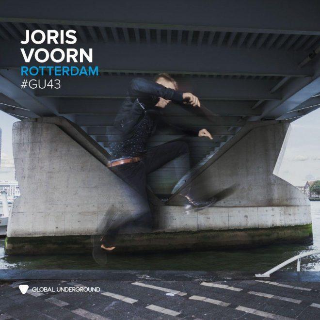 GLOBAL UNDERGROUND PRESENTA GU43: JORIS VOORN - ROTTERDAM