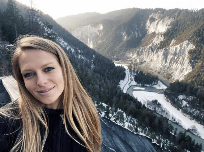 NORA EN PURE @ GRAÜBUNDEN, SUIZA: Increíble streaming desde los alpes suizos