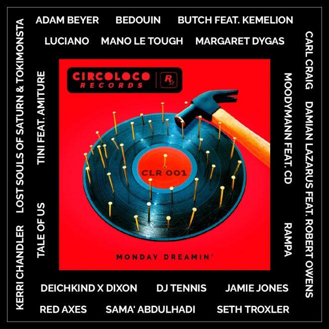 CIRCOLOCO Y ROCKSTAR ANUNCIAN UN NUEVO SELLO DISCOGRAFICO: CIRCOLOCO RECORDS