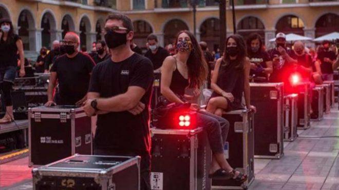 #ALERTAROJA: LA CAMPAÑA QUE BUSCA REACTIVAR LOS FESTIVALES Y CONCIERTOS SE EXPANDE POR TODO EL MUNDO