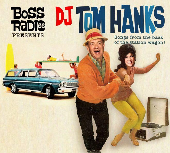 TOM HANKS PRESENTÓ UN DJ SET DE SURF-ROCK PARA CELEBRAR SU CUMPLEAÑOS NÚMERO 65
