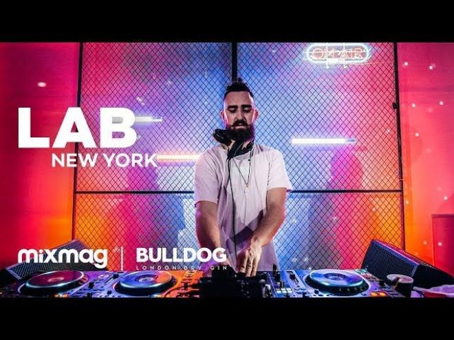 JACKY IN THE LAB NYC