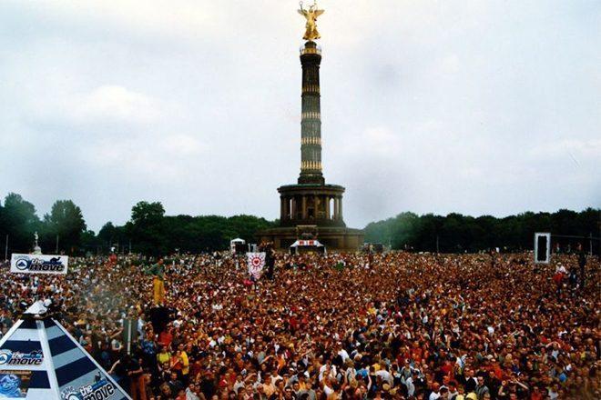BERLÍN SERÁ LA SEDE DE UNA NUEVA VERSIÓN DEL LOVE PARADE EN 2022