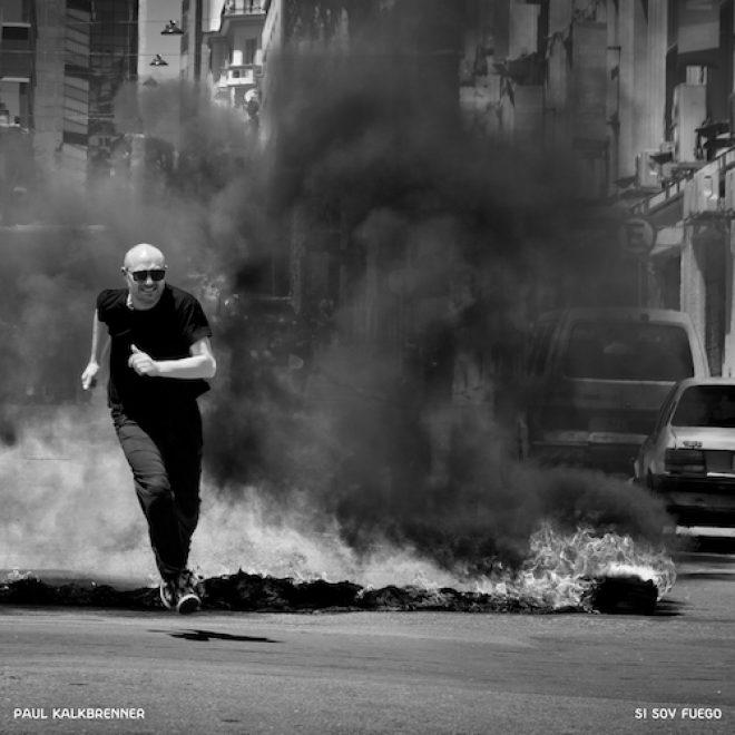 """PAUL KALKBRENNER COMPARTE SU NUEVO SINGLE Y VIDEO, """"SI SOY FUEGO"""""""