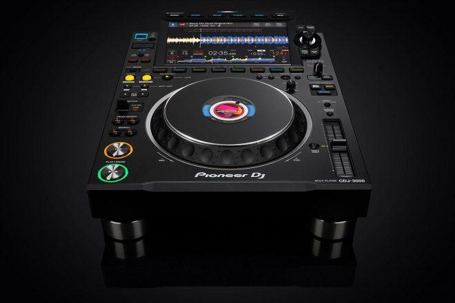 PIONEER DJ SUBE UN NIVEL CON EL CDJ-3000