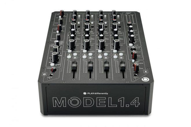 EL MODELO 1.4 ES EL NUEVO MEZCLADOR DE DJ DE PLAYDIFFERENTLY Y RICHIE HAWTIN