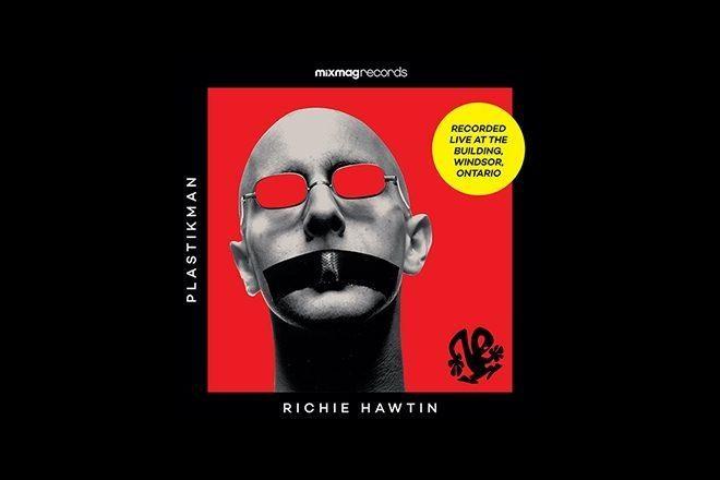 RICHIE HAWTIN´S MIXMAG LIVE MIX DE 1995 DISPONIBLE EL 18 DE DICIEMBRE