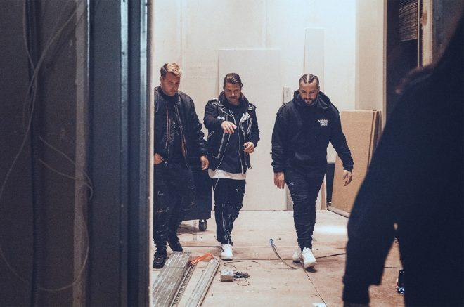 "SWEDISH HOUSE MAFIA & THE WEEKND ADELANTAN SU PRÓXIMA COLABORACIÓN: ""MOTH TO A FLAME"""